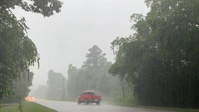 Posibles tornados para el área central de Carolina del Norte