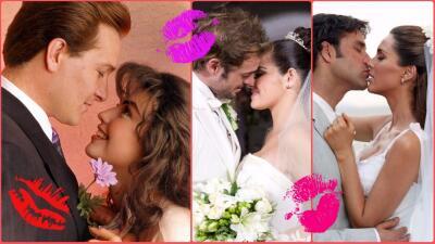 Ellos son los 8 actores que mejor besan dentro de las telenovelas y hay testigos