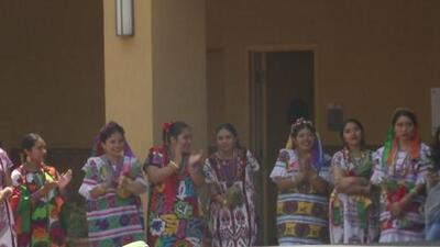 Con música y bailes típicos se celebró el Cinco de Mayo en la Plaza de la Herencia Mexicana en San José