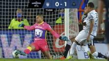 Resumen | Pachuca 0-1 Pumas, los universitarios toman ventaja
