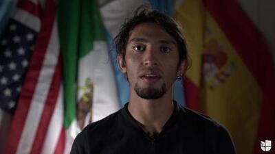 """""""Los latinos peleamos con el corazón"""": Javier 'Blair' Reyes"""