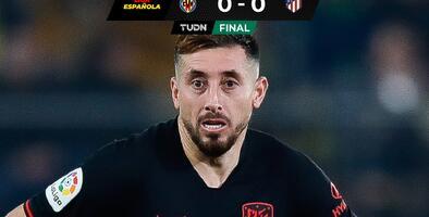 Herrera no evita crisis en el Atlético de Madrid