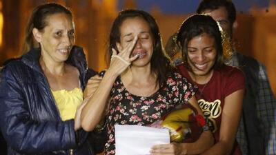 Así fue la liberación de la clarinetista detenida en Venezuela por tuitear contra Maduro