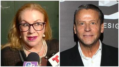 """Laura Zapata enfrentará en los juzgados a Alfredo Adame porque """"ya rebasó"""" con sus polémicas declaraciones"""