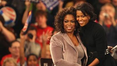 """Michelle Obama a Oprah: """"Ahora sabemos qué se siente al no tener esperanza"""""""