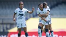 Pumas Femenil asegura Liguilla al derrotar 3-2 a Querétaro