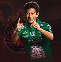 ¡José Juan Macías regresa a Chivas!
