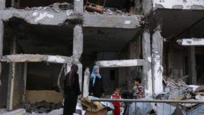 La reconstrucción en Gaza tardará 20 años