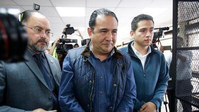 La policía de Guatemala elimina los antecedentes policiales del hermano del presidente Morales