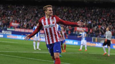 Atlético de Madrid 1 - Espanyol: Griezmann mantiene al 'Atleti' en la estela del Barcelona