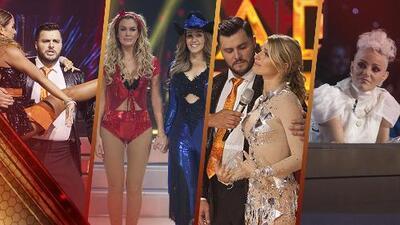 Irina lloró y Paul se robó el show 😲: con giros inesperados dio inicio Mira Quién Baila