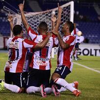 Junior, Defensor Sporting y Libertad a la segunda fase de la Copa Sudamericana