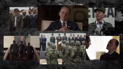 Los pecados de Felipe Alarcón en 'El Chapo'