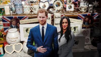 Inicia la cuenta regresiva para la boda del príncipe Harry y Meghan Markle