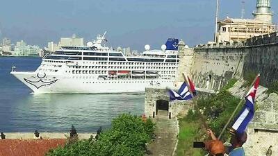 Gobierno de EEUU prohibe viajes en cruceros y visitas a Cuba a sus ciudadanos