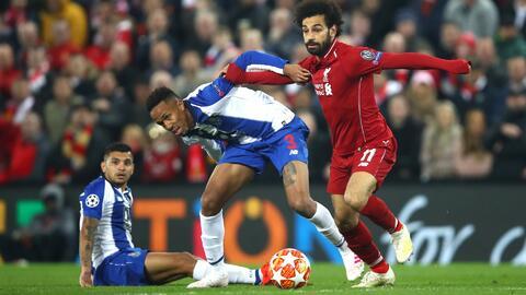 Liverpool 2-0 Porto – GOLES Y RESUMEN – IDA CUARTOS DE FINAL – UEFA Champions League