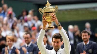 En fotos: Novak Djokovic gana la Final más larga en la historia de Wimbledon a Roger Federer