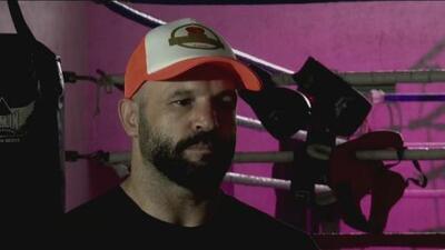 Rigoberto Álvarez, el exboxeador ve en su hermano menor un sueño cumplido