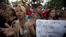 La Asamblea Nacional de Venezuela da el primer paso para un juicio político contra Nicolás Maduro