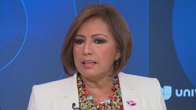 """Rosario Marin sobre Trump: """"Es un niño que dice 'si no gano entonces hubo fraude'"""""""