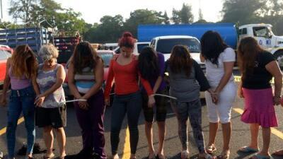 13 segundos de abuso sexual o de golpes: la pandilla MS-13 también recluta a mujeres