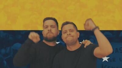 """""""Toda Venezuela saca a Maduro"""": el mensaje a ritmo de reggaeton que los Pichy Boys le cantan al país"""