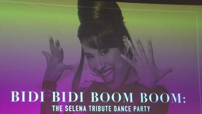 Rinden homenaje en Chicago a la famosa cantante mexicana Selena