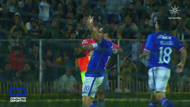 ¡Puro golazo! Revisa los mejores tantos del Cruz Azul vs Pumas