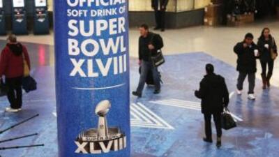 Baja la temperatura y también los precios del Super Bowl en NY