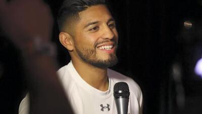 Abner Mares: 'He enfrentado mejores rivales que Leo Santa Cruz'