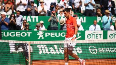 Sorpresa en Montecarlo: Medvedev eliminó a Djokovic en Cuartos de Final