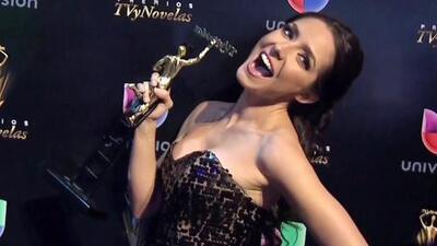 Ganadores de lujo en Premios Tv y Novelas
