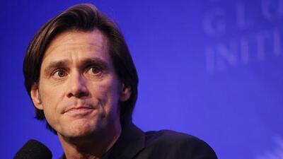 Jim Carrey arremete contra el exmarido de su fallecida novia Cathriona White