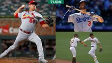 Opening Day: Mexicano Gallegos gana y abollan corona a Dodgers