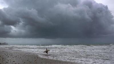 Preocupación en Miami Beach por la llegada de Dorian que coincidirá con la temida Marea Rey