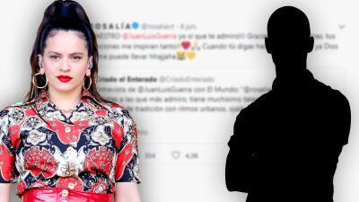 """Rosalía asegura """"Dios se me puede llevar"""" después de colaborar con esta leyenda de la música latina"""