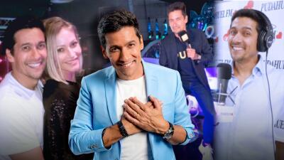 Rafael Araneda llega a Enamorándonos, uno de los retos más grandes de su carrera