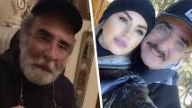 Vicente Fernández Jr. reaparece en la celebración del Día del Padre con la familia de su novia
