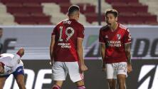 River Plate se da un festín con el Nacional y avanza a Semifinales