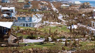 Dorian dejó a cerca de 80,000 personas sin hogar en Las Bahamas