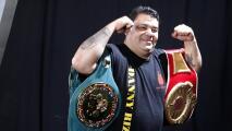 """""""Luchó para quedarse y no pudo"""": muere por coronavirus el activista y boxeador Danny Rizzo en Santa Rosa"""