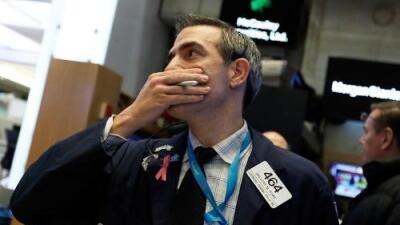 Cayó más de 600 puntos: el Dow Jones se desploma nuevamente