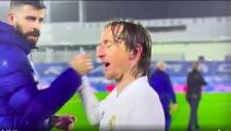 "Modric reclama a Piqué: ""Estás esperando para rajar ahora"""