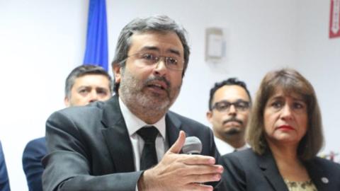 Misión anticorrupción de la OEA denuncia que una ley hondureña bloquea una investigación contra diputados