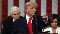 Los ecos del discurso del Estado de la Unión, analizados por demócratas y republicanos