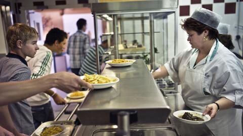 'Nueva York en un Minuto': autoridades encontraron varias violaciones de salubridad en cafeterías de escuelas públicas