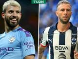 Sergio 'Kun' Agüero se irá del Manchester City y Layún lo invita a la Liga MX