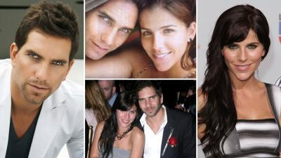 Arap Bethke y María Fernanda Yepes recordaron en 'La piloto' aquellos años como novios