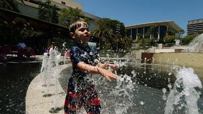 """""""Ola de calor peligrosa"""": los termómetros pueden romper récords históricos en el sureste este fin de semana"""