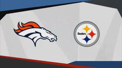 Previo del Denver Broncos vs Pittsburgh Steelers
